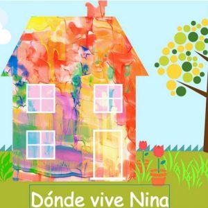 dibujo de casa de Nina