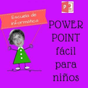power point para niños facil