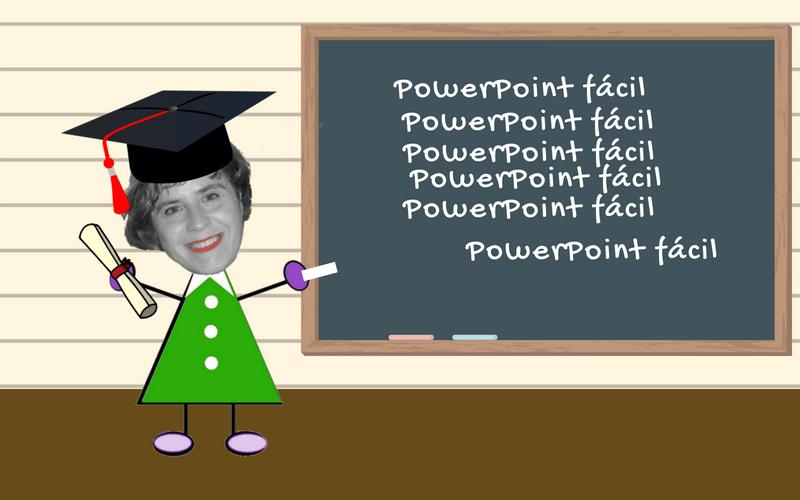 como hacer una presentacion de power point facil, power point para niños, cuentitis aguda