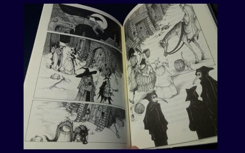 cuentos de miedo para niños pip y la maldicion de la bruja del bosque