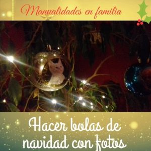 manualidades navideñas en familia cuentitis aguda