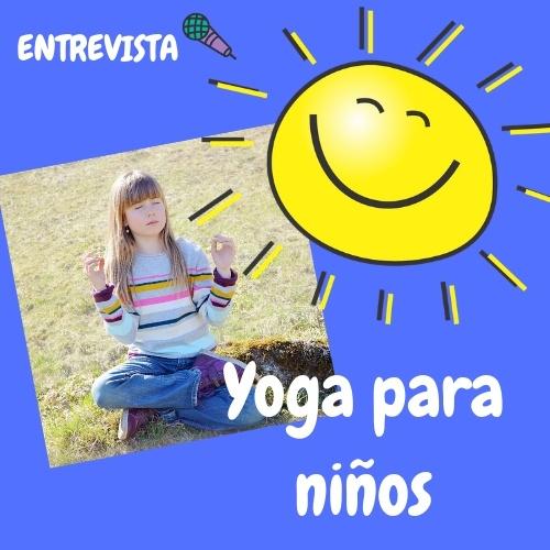 practicar yoga con niños cuentitis aguda